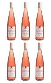 【送料無料&6本セット】【レバノンワイン】サンセット・ロゼ (ロゼ・辛口)6本セットSunset Rose (Dry)(Chateau Ksara, Lebanon) 【smtb-t】