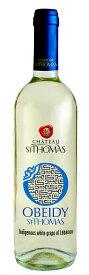 【レバノンワイン】クロ・サン・トマ・オベイディ(白・辛口)Clos St.Thomas Obeidy (white)(Clos St.Thomas, Lebanon) 750ml