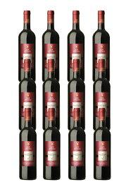 【送料無料】【レバノンワイン】レ・グルメ・ルージュ(赤・中重口)12本セット【smtb-t】Les Gourmet Rouge (Red, Medium body)(Clos St.Thomas, Lebanon)750ml x 12bottles