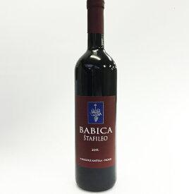新商品【クロアチアワイン】babica バビカ(フルボディ 赤) ( Red wine, Croatia))(海外土産 クロアチアおみやげ)