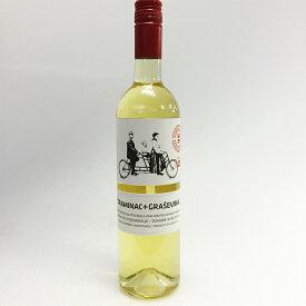 新商品【クロアチアワイン】サイクリスト トラミナック&グラシェヴィーナ Iuris Traminac&Grasevina 2016 White)(海外土産 クロアチアおみやげ)