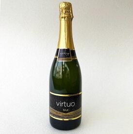 【12月特別セール!】virtuo ヴィルトゥオ エクストラ ブリュット【クロアチアスパークリングワイン】 ( White wine, Croatia,sparkling)(海外土産 クロアチアおみやげ)白泡