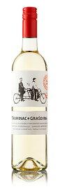 【クロアチアワイン】サイクリストトラミナック&グラシェヴィーナ Iuris Traminac&Grasevina 2016 (White)(海外土産 クロアチアおみやげ)