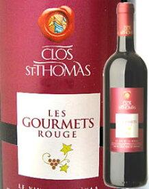 【レバノンワイン】レ・グルメ・ルージュ(赤・中重口)(クロ・サン・トマ)Les Gourmet Rouge (Red, Medium body)(Clos St.Thomas, Lebanon)