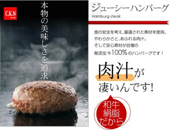 無添加牛肉100%ジューシーハンバーグ150g×3個美味しいさに秘密アリ手作りお惣菜(冷凍食品)ハンバーグギフト(お歳暮御歳暮)対応