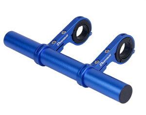 自転車ハンドルバー延長ブラケット 拡張 自転車ホルダー エクステンションマウント サイコン マウント 取付場所を増やすフレーム レックマウント 自転車アクセサリー