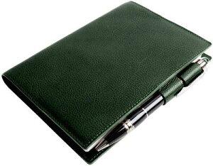 手帳カバー A6サイズ 手帳 文庫本 2021 ほぼ日手帳 対応 本革 イタリアンレザー ブックカバー メンズ レディース ペンホルダー付き