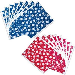 ポリ袋 ビニール 袋 中身が見えにくい 100枚入 約29×26cm 花柄 プリント ゴミ袋 エチケット袋 サニタリー 犬の散歩 小分け袋 かわいい レッド 可愛い お土産 おしゃれ ブルー