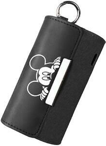 ディニー 対応IQ0S3duo/IQ0S3専用 ケー アイコス3ケース IQ0S ミッキーマウス おしゃれ マグネット式 保ケース 持ち運びに便利 耐衝撃