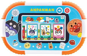 アンパンマン 1.5才からタッチでカンタン! アンパンマン知育パッド