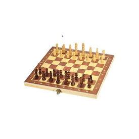チェスセット 国際チェス 木製 エンターテイメントゲーム 折りたたみボード