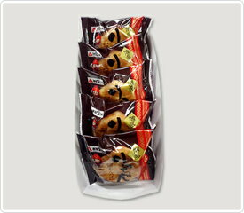 りっちゃん袋5個入り【家庭用 包装・のし不可】