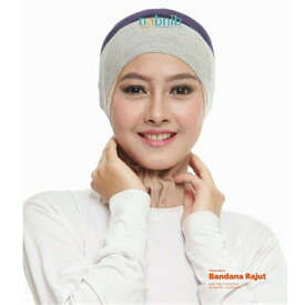 INNER HIJAB KNITTED 2in1