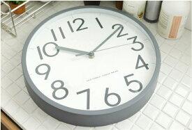 掛け時計 300パステルラウンド壁時計 おしゃれ 掛時計 北欧 時計 インテリア