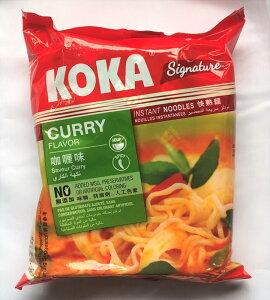 べジカレーラーメン(袋)『KOKA』(6食)