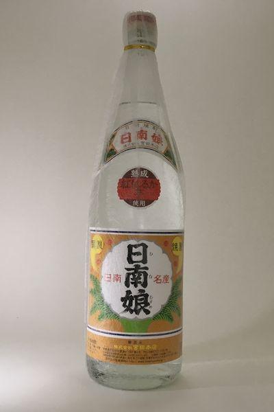 【超レア商品】日南娘 透明瓶 紅はるか 1800ml
