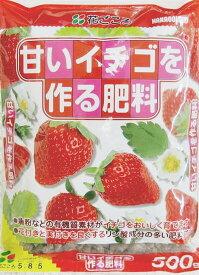 【花ごころ】甘いイチゴを作る肥料 500g