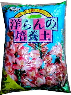 Hiroshi Orchid potting soil 12L×4 individual immigration cases