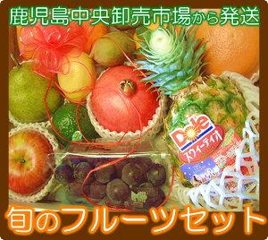 旬の果物 詰め合わせ フルーツセット【プレミアム】ギフトボックス箱