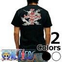 S-2468 メンズ半袖Tシャツ むかしむかし★ワンピース 牢獄のエース Tシャツ one piece 【楽ギフ_包装】