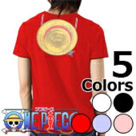 CS-2664 メンズ半袖Tシャツ ヴィンテージ★ワンピース だまし絵ルフィ Tシャツ onepiece 【楽ギフ_包装】