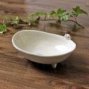 はらぺこネコ三つ足小鉢