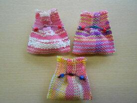 手織り香り袋
