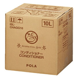 【POLA】ポーラ アロマエッセゴールド コンディショナー 10L 業務用【沖縄・離島は要別途送料120サイズ】