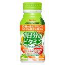 【2ケース】ハウス PV 1日分のビタミン ベジタブル&フルーツ味 190g×30個×2箱(沖縄県・離島は別途送料が必要…
