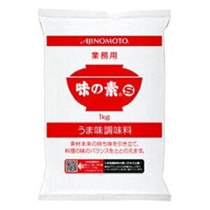 【1ケース】AJINOMOTO -味の素- 味の素 1kg×12袋 業務用 【沖縄・離島は別途中継料金】