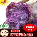 紫芋 送料無料 2kg 有機栽培 鹿児島県産 アントシアニンが豊富 パープルスイートロード ナカムラサキ さつま芋 オーガ…