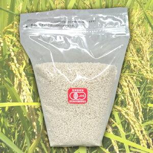 餅米 3kg 送料無料 地球畑の有機米(もち精米) 鹿児島県 有機栽培 もち米 もちごめ 化学肥料・農薬不使用