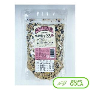 彩穀ミックス10種 380g 尾田川農園 たんぱく質 ミネラル 鉄分 食物繊維