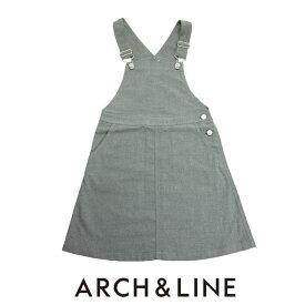 【SALE30%OFF】ARCH&LINE(アーチアンドライン)CARREMAN JUMPER スカート -2505【115〜150cm】【宅配便】