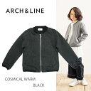 【SALE30%OFF】ARCH&LINE(アーチアンドライン) COSMICAL WARM MA-1 -2902【105cm〜1...
