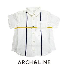 ARCH&LINE(アーチアンドライン)TAPE H/S シャツ-1106【95〜150cm】【メール便OK】