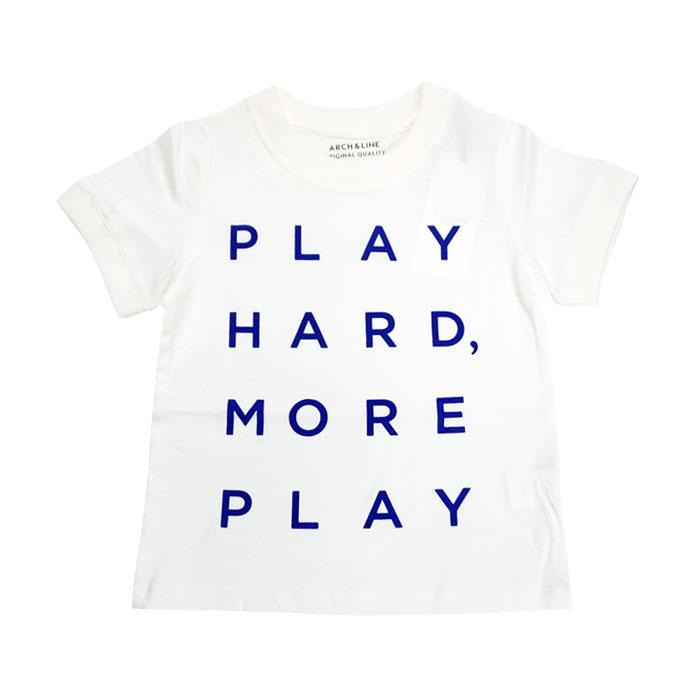 【SALE50%OFF】ARCH&LINE(アーチアンドライン)PLAY Tシャツ-1323【95〜155cm】【メール便OK】
