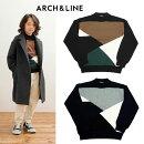 ARCH&LINE(アーチアンドライン)CRAZYKNITPO(セーター)-2202【125cm〜150cm】【宅配便】