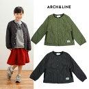 ARCH&LINE(アーチアンドライン)TAFFETAQUILTHALFCOAT(ジャケット)-2904【125cm〜150cm】【宅配便】