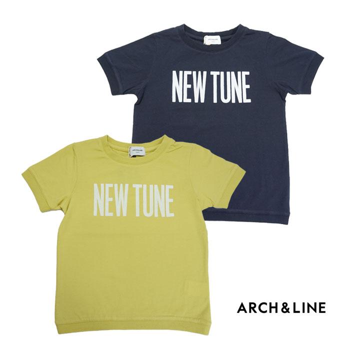 ARCH&LINE(アーチアンドライン)OG NEW TUNE TEE(半袖Tシャツ)-1335【145cm〜165cm】【メール便OK】