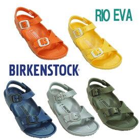 (SALE)(2019SS)BIRKENSTOCK(ビルケンシュトック)RIO KIDS EVA リオ キッズEVAサンダル(20〜22cm)31/33/34【宅配便】