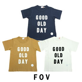 ジェネレーター【GENERATOR】FOV(フォブ) G.O.D半袖Tシャツ-7402【90〜160cm】【メール便OK】
