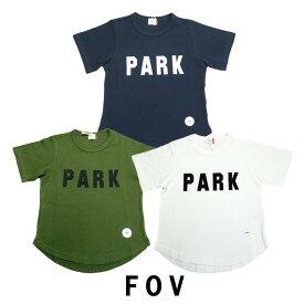 ジェネレーター【GENERATOR】FOV(フォブ)PARK半袖Tシャツ-7405【90〜160cm】【メール便OK】