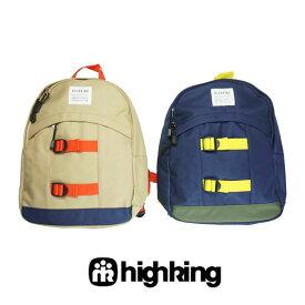 highking(ハイキング)brent バックパック-3332【FREE】【宅配便】