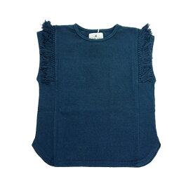 【SALE50%OFF】highkingirl(ハイキンガール)fringe ショートスリーブ(Tシャツ)-1015【110cm〜120cm】【メール便OK】
