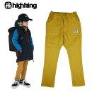 highking(ハイキング)staffパンツ-2537【130cm|140cm|150cm|160cm】【宅配便】