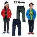 highking(ハイキング)communityパンツ-2528【130cm|140cm|150cm|160cm】【宅配便】