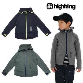 (SALE 50%OFF)highking(ハイキング)minnesota ジャケット-1182【110cm|120cm】【宅配便】