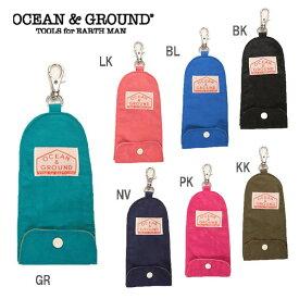 OCEAN&GROUND(オーシャンアンドグラウンド)キーケース GOODAY-5901【FREE】【メール便OK】