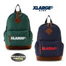 XLARGEKIDS(エクストララージキッズ)ロゴスウェード切り替えバックパック-3403【FREE】【宅配便】